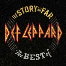 Def Leppard: The Story So Far: The Best Of Def Leppard, 2 LPs