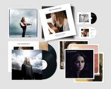 Amy Macdonald: Woman Of The World: The Best Of 2007 - 2018 (Limited Edition Super Deluxe Boxset), 2 LPs und 2 CDs