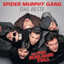 Spider Murphy Gang: Ich find Schlager toll: Das Beste, CD