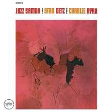 Stan Getz & Charlie Byrd: Jazz Samba (180g), LP