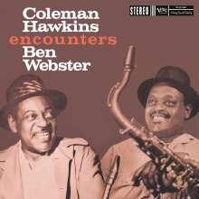 Coleman Hawkins & Ben Webster: Coleman Hawkins Encounters Ben Webster (180g), LP