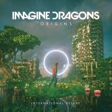 Imagine Dragons: Origins (International Deluxe Edition), CD