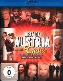 Best Of Austria Meets Classic: Live, Blu-ray Disc
