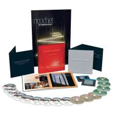 Tangerine Dream: In Search Of Hades: The Virgin Recordings 1973 - 1979, 16 CDs, 1 Blu-ray Disc und 1 Blu-ray Audio