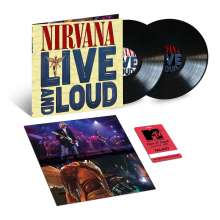 Nirvana: Live And Loud (180g), 2 LPs