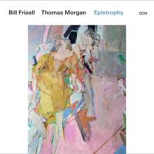 Bill Frisell & Thomas Morgan: Epistrophy: Live At The Village Vanguard 2016, 2 LPs
