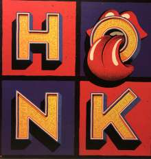 The Rolling Stones: Honk (Limited Edition) (Colored Vinyl), 4 LPs