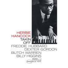 Herbie Hancock (geb. 1940): Takin' Off (remastered) (180g), LP