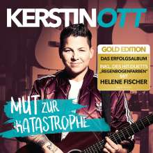Kerstin Ott: Mut zur Katastrophe (Gold-Edition), CD