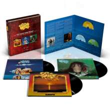 Eloy: The Classic Years Trilogy (remastered) (180g) (Limited Numbered Edition), 3 LPs und 3 CDs