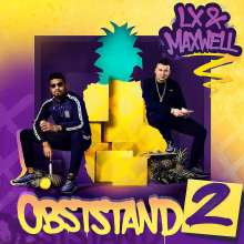 LX & Maxwell: Obststand 2, CD