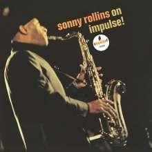 Sonny Rollins (geb. 1930): On Impulse! (180g), LP