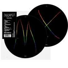 Madonna: Madame X (Limited Edition) (Rainbow Picture Disc), 2 LPs