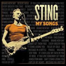 Sting (geb. 1951): My Songs (Limited Deluxe Edition), CD