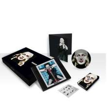 "Madonna: Madame X (Limited-Deluxe-Box-Set), 2 CDs, 1 MC, 1 Single 7"" und 1 Merchandise"