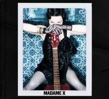 Madonna: Madame X (Limited Deluxe Hardcover Book), 2 CDs