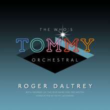 Roger Daltrey: The Who's Tommy Orchestral, CD