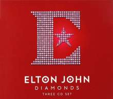 Elton John (geb. 1947): Diamonds (Deluxe Edition), 3 CDs