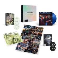 Westernhagen: Das Pfefferminz - Experiment (Woodstock-Recordings Vol. 1) (Limitierte Fanbox), 1 CD, 2 DVDs, 2 Blu-ray Discs und 1 LP