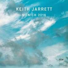 Keith Jarrett (geb. 1945): Munich 2016, 2 CDs