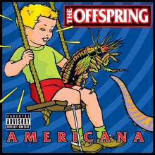 The Offspring: Americana (Reissue) (180g), LP