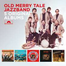 Old Merry Tale Jazzband: 5 Original Albums, 5 CDs