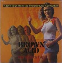 Brown Acid: The Eighth Trip, LP