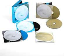 Wilco: Summerteeth (Limited Deluxe Edition), 4 CDs