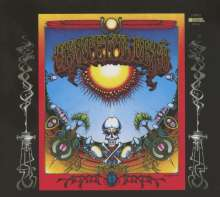 Grateful Dead: Aoxomoxoa (Reissue 2020), CD