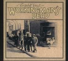 Grateful Dead: Workingman's Dead (50th Anniversary) (Deluxe Edition), 3 CDs