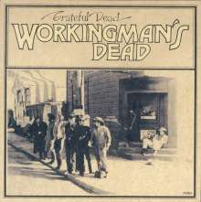 Grateful Dead: Workingman's Dead (remastered) (180g), LP