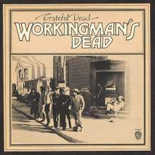 Grateful Dead: Workingman's Dead (50th Anniversary) (Deluxe Edition) (O-Card Version), 3 CDs
