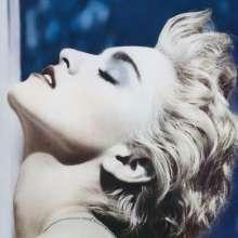 Madonna: True Blue (180g) (Clear Vinyl), LP