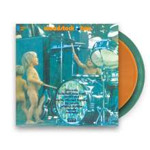 Woodstock Two (Limited Edition) (Orange + Mint Green Vinyl), 2 LPs