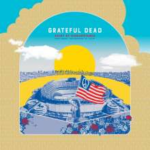 Grateful Dead: Saint Of Circumstance: Giants Stadium, East Rutherford, NJ 6/17/91 (180g) (Limited Edition), 5 LPs