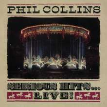 Phil Collins: Serious Hits ... Live! (remastered) (180g), 2 LPs