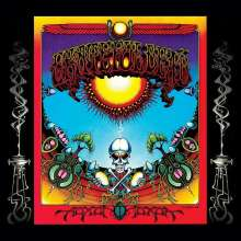 Grateful Dead: Aoxomoxoa (50th Anniversary-Edition) (Limited-Deluxe-Edition) (Picture Disc), LP