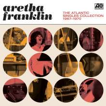 Aretha Franklin: The Atlantic Singles Collection 1967 - 1970, 2 LPs