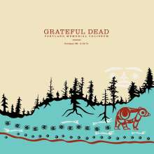Grateful Dead: Portland Memorial Coliseum 1974 (remastered) (180g) (Limited Edition Box), 6 LPs
