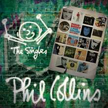 Phil Collins: The Singles, 2 LPs
