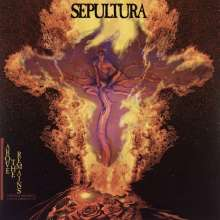 Sepultura: Above The Remains Live '89 (Limited-Edition) (Red Vinyl), LP