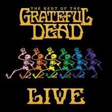 Grateful Dead: The Best Of The Grateful Dead Live, 2 CDs
