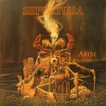 Sepultura: Arise (remastered) (180g), 2 LPs