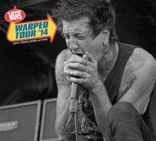Warped 2014 Tour Compilation, 2 CDs