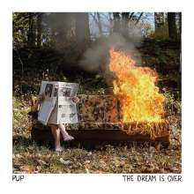Pup: The Dream Is Over, CD
