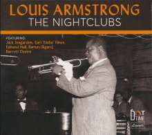 Louis Armstrong (1901-1971): The Nightclubs, CD