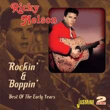 Rick (Ricky) Nelson: Rockin' & Boppin', 2 CDs