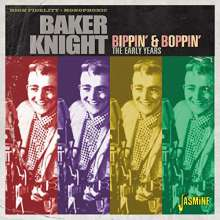 Thomas Baker Knight: Bippin' & Boppin': The Early Years, CD