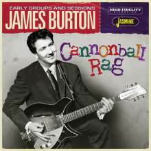 Cannonball Rag: Early Groups And Sessions, CD