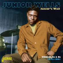 Junior Wells: Juniors Wail, CD